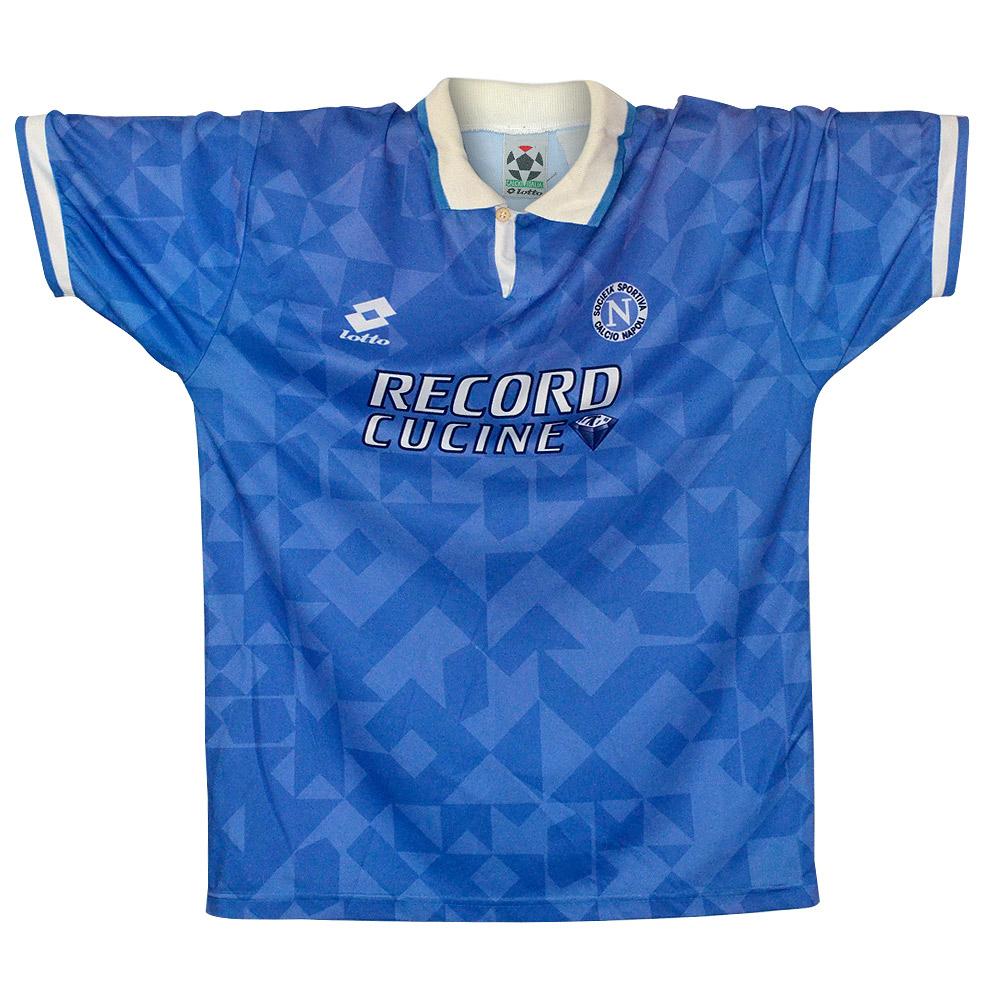 Napoli 1994/95 home shirt