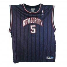 New Jersey Nets basketball shirt KIDD
