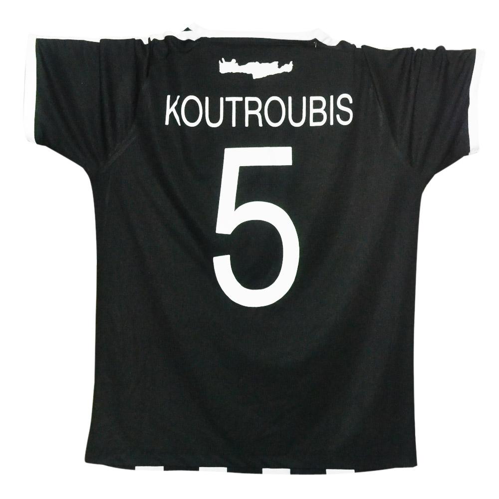 OFI 2019/20 match worn home shirt KOUTROUBIS