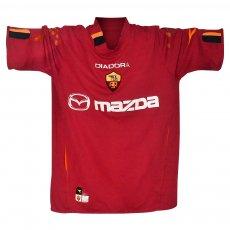 Roma 2003/04 home shirt