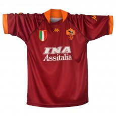 Roma 2001/02 home shirt