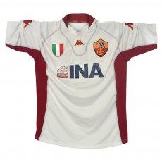 Roma 2001/02 away shirt