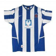 Hartlepool United 2010/11 home shirt