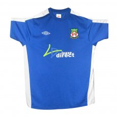 Wrexham 2008/09 home shirt