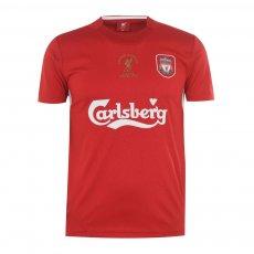 Liverpool 2005 home shirt