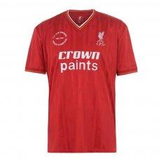 Liverpool 1986 home shirt