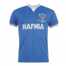 Everton 1984 home shirt