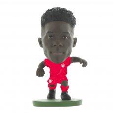 SoccerStarz Miniature Alphonso Davies Bayern Munich