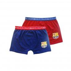 Barcelona 'BARCELONA' junior boxer set