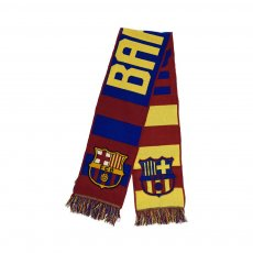 Barcelona 'BARCA' scarf 152 x 20 cm