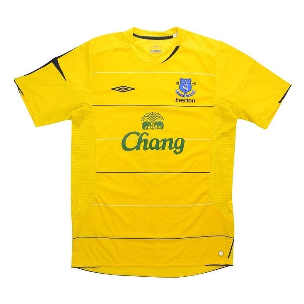 Everton 2007/08 3rd shirt