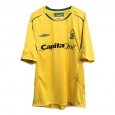 Nottingham Forest 2005/06 away shirt
