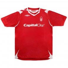 Nottingham Forest 2006/07 home shirt