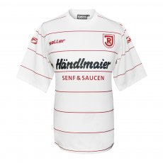 Jahn Regensburg 2012/13 home shirt