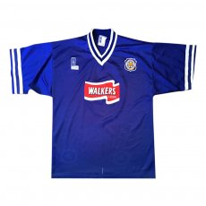 Leicester City 1996/98 home shirt