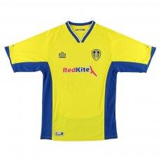 Leeds United 2007/08 away shirt