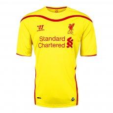 Liverpool 2014/15 away shirt