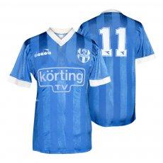 Apollon Athinon 1989 match worn shirt ATHANASIADIS