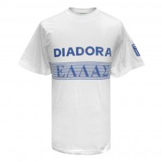 Greece 1998/99 t-shirt DIADORA, white