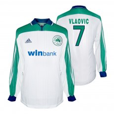Panathinaikos 2000/01 away shirt VLAOVIC