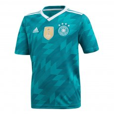 Germany 2018 junior away shirt