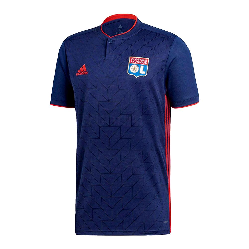 Olympique Lyonnais 2018/19 away shirt