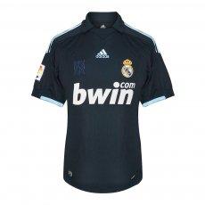 Real Madrid 2009/10 away shirt