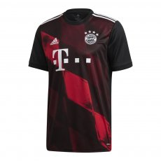 Bayern Munich 2020/21 3rd shirt. black