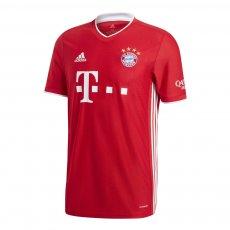 Bayern Munich 2020/21 home shirt. red