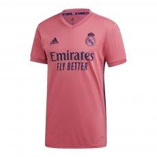 Real Madrid 2020/21 away shirt, pink