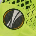 Olympiacos 2016/17 goalkeeper match issue shirt CHOUTESIOTIS