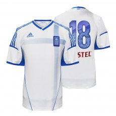 Greece 2011/12 home shirt No18