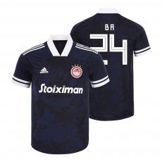 Olympiakos 2020/21 3rd shirt BA