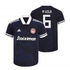 Olympiakos 2020/21 3rd shirt M'VILA