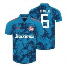 Olympiakos 2020/21 away shirt M'VILA