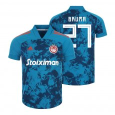 Olympiakos 2020/21 away shirt BRUMA