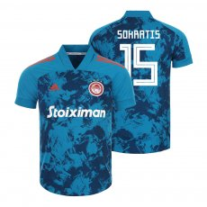 Olympiakos 2020/21 away shirt PAPASTATHOPOULOS