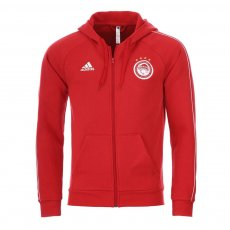 Olympiacos 2020/21 track top Adidas, red