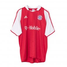 Bayern Munich 2003/04 home shirt (T-Mobile)