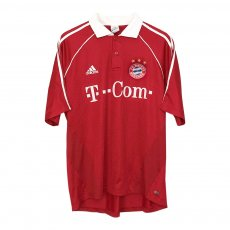 Bayern Munich 2006/07 home shirt