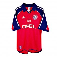 Bayern Munich 1999/01 home shirt