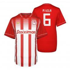 Olympiakos 2020/21 home shirt M'VILA