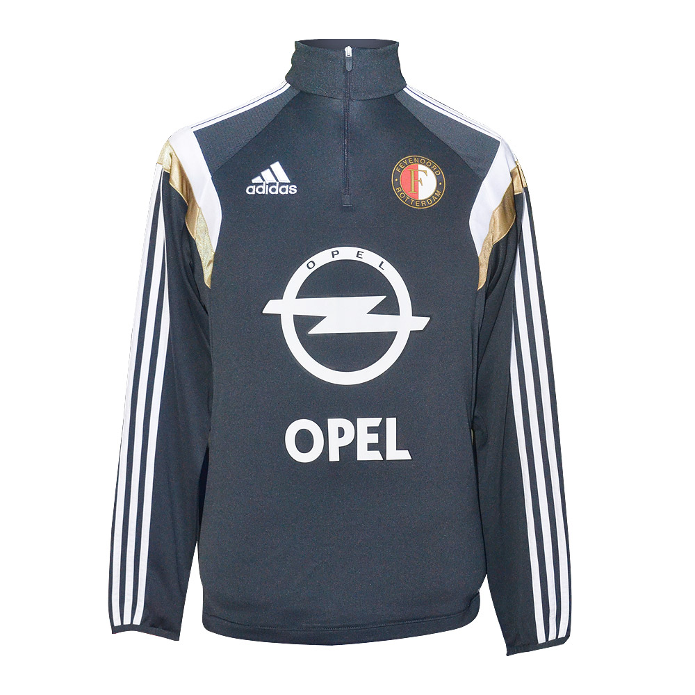 Feyenoord 2014/15 training top, dark grey