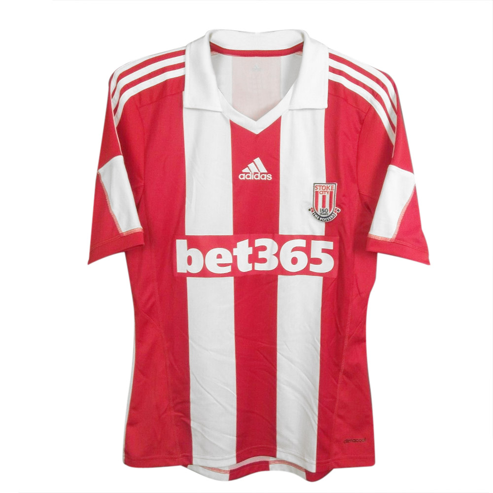 Stoke City 2013/14 home shirt