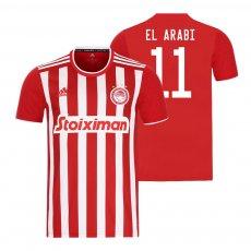 Olympiakos 2021/22 home shirt EL ARABI