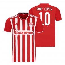 Olympiakos 2021/22 home shirt LOPES