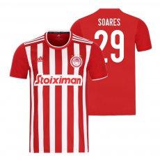 Olympiakos 2021/22 home shirt TIQUINHO