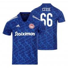 Olympiakos 2021/22 away shirt CISSE