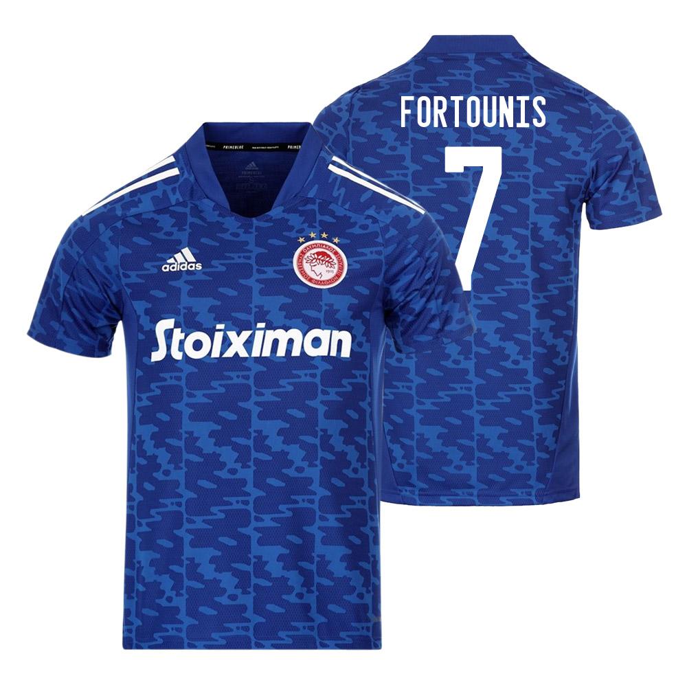 Olympiakos 2021/22 away shirt FORTOUNIS