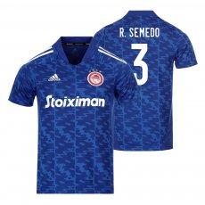 Olympiakos 2021/22 away shirt SEMEDO